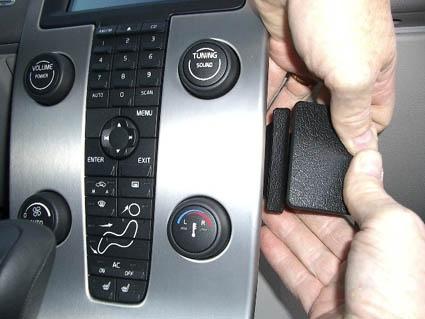 Proclip Pour Volvo C30 07 14 Moins Cher