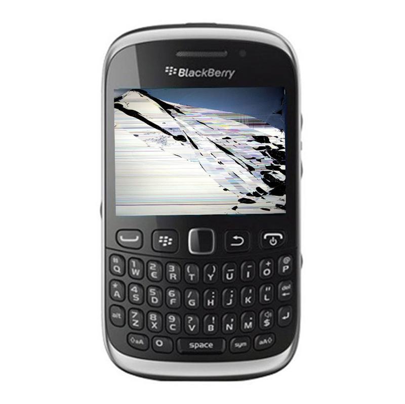 Comment reparer la roulette du blackberry curve