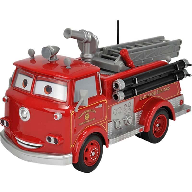 Camion de pompier t l command cars 2 1 16 de dickie rc - Camion pompier cars ...