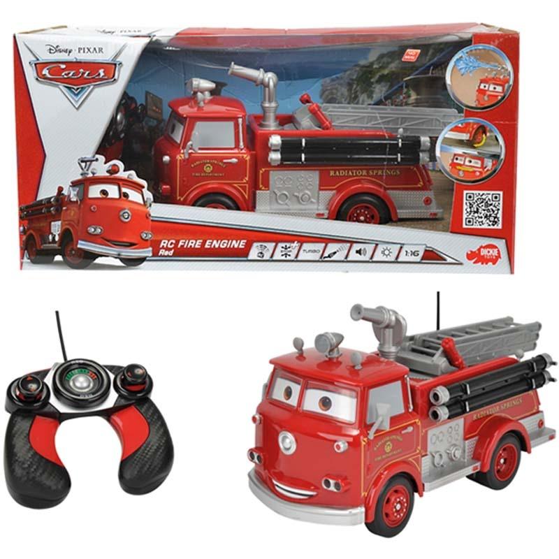 shop camion de pompier p