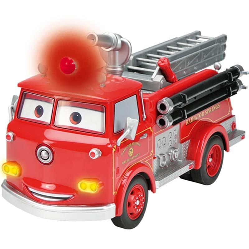 camion de pompier t l command cars 2 1 16 de dickie rc. Black Bedroom Furniture Sets. Home Design Ideas