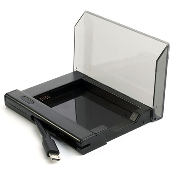 chargeur batterie externe pour samsung galaxy s4 mini i9190 i9192 i9195 noir. Black Bedroom Furniture Sets. Home Design Ideas