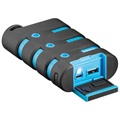 Batterie Externe Goobay Outdoor PowerBank - Noire / Bleue