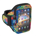 Brassard Armpocket i-35 pour HTC One (M8) - Taille M - Multicolore