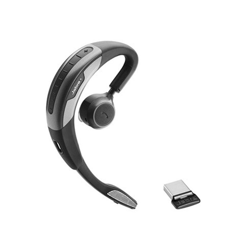 Jabra Oreillette Bluetooth Motion Noir: Oreillette Bluetooth Jabra Motion UC