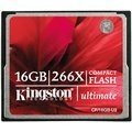 Carte Mémoire CF Kingston CF/16GB-U2 Ultimate 266X - 16Go