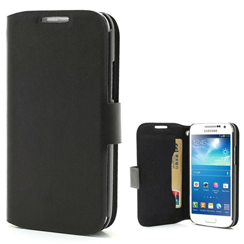 Etui portefeuille en cuir pour samsung galaxy s4 mini - Comparateur de prix samsung galaxy s4 ...