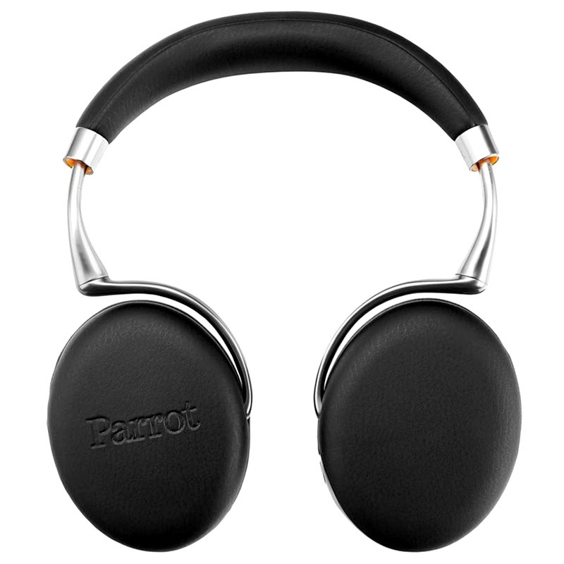 casque st r o bluetooth parrot zik 3 noir gren. Black Bedroom Furniture Sets. Home Design Ideas