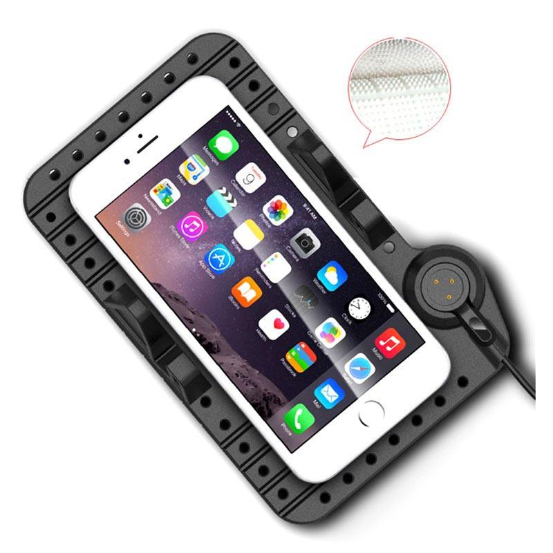 support voiture multifonction avec chargeur remax pour smartphone. Black Bedroom Furniture Sets. Home Design Ideas