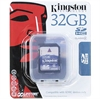 Carte M�moire Kingston SDHC Classe 4 - 32Go