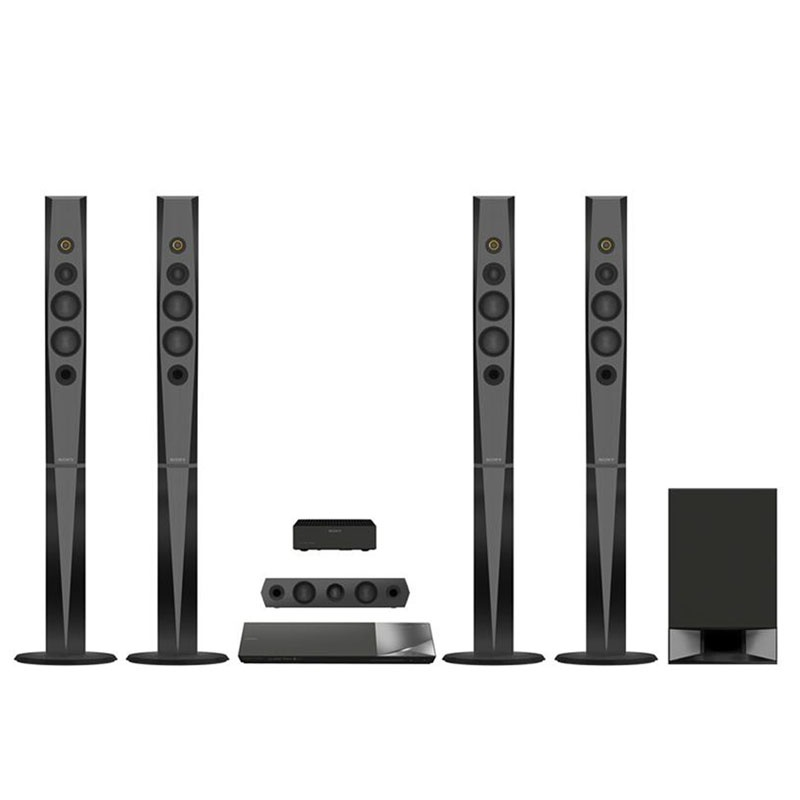 sony bdv n9200wb 5 1 3d blu ray home theater system black. Black Bedroom Furniture Sets. Home Design Ideas
