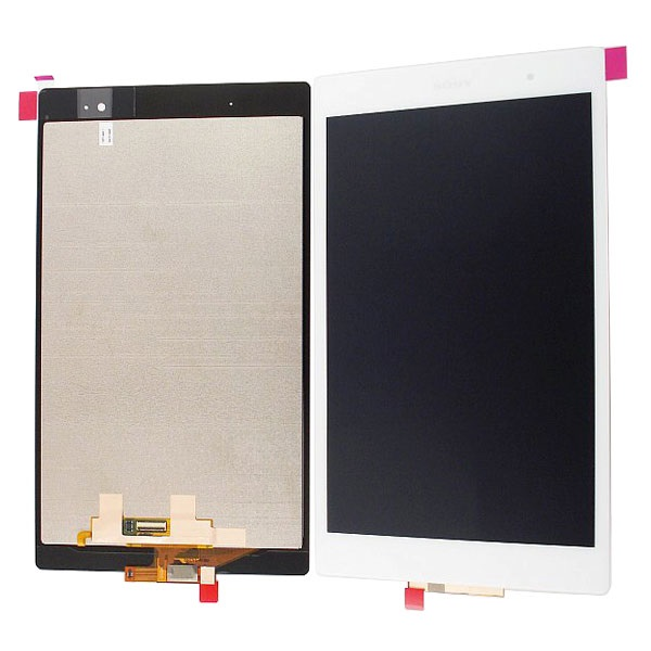 ecran lcd pour sony xperia z3 tablet compact blanc. Black Bedroom Furniture Sets. Home Design Ideas