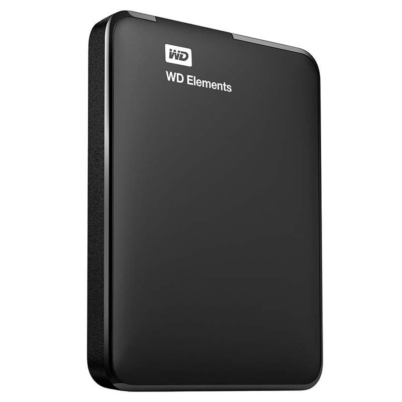 disque dur externe western digital wdbuzg0010bbk eesn wd elements 1to noir. Black Bedroom Furniture Sets. Home Design Ideas