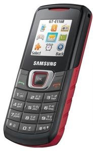 Samsung E1160 accessories