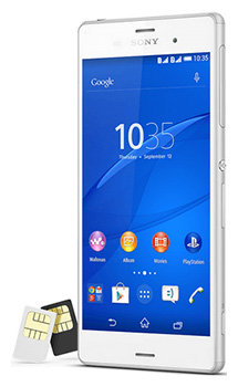 Accessoires Sony Xperia Z3+ Dual