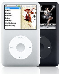 Apple iPod 4G