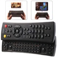 Clavier T�l�commande Bluetooth V3.0 3-en-1 iPega PG-IP126 - QWERTY - Disposition Etats-Unis