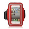 Brassard de Sport Gym pour iPhone 4 / 4S - Rouge