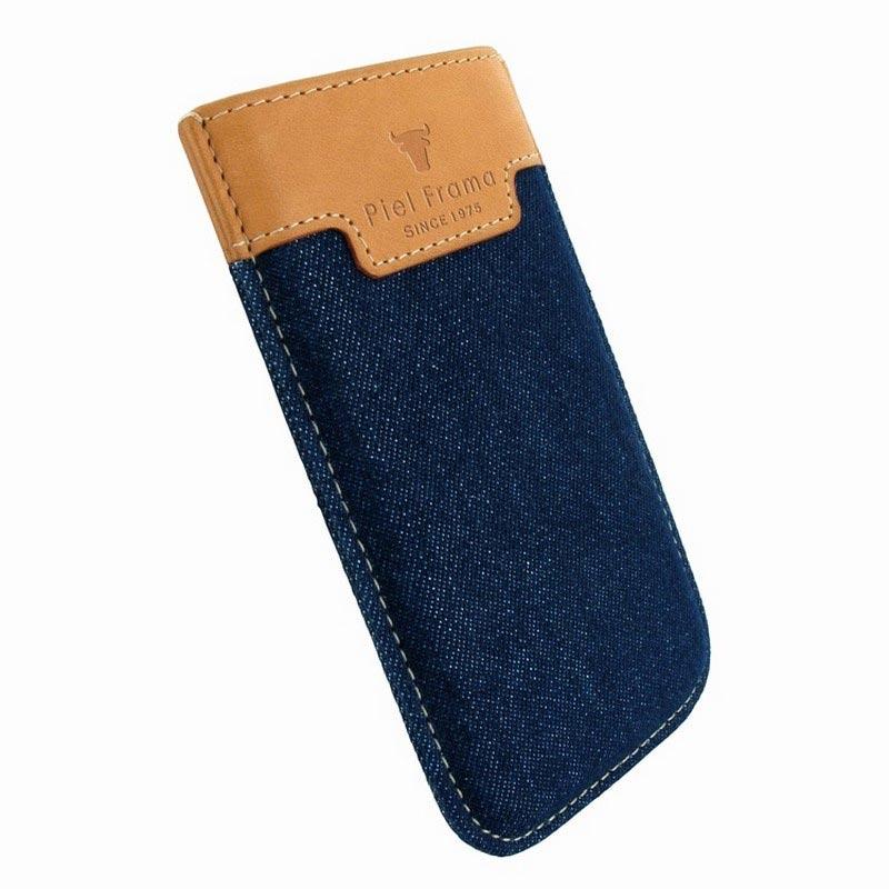 Housse style jeans piel frama pour iphone 6 plus 6s plus for Housse iphone 6 plus