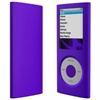 Housse SwitchEasy Colors pour iPod Nano 4G - Viola